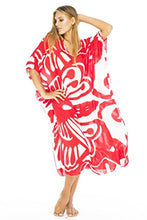 Load image into Gallery viewer, Back From Bali Womens Loose Maxi Long Beach Dress Cover Up