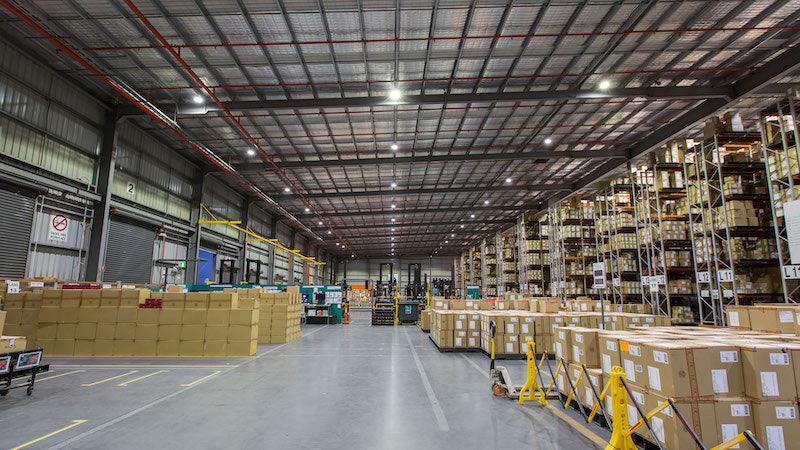 Find Right Luminaries For Your Warehouse