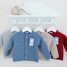 Load image into Gallery viewer, HENLEY - Mac Ilusion Cardigan in 4 Colour Options