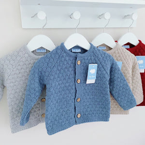 HENLEY - Mac Ilusion Cardigan in 4 Colour Options