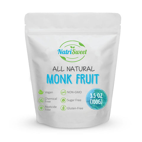 NatriSweet Monk Fruit Extract