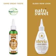Load image into Gallery viewer, Caramel Stevia Liquid Drops