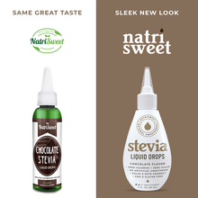 Load image into Gallery viewer, Chocolate Stevia Liquid Drops