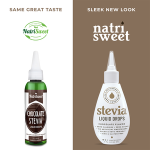 Chocolate Stevia Liquid Drops
