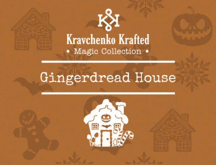 Gingerdread House