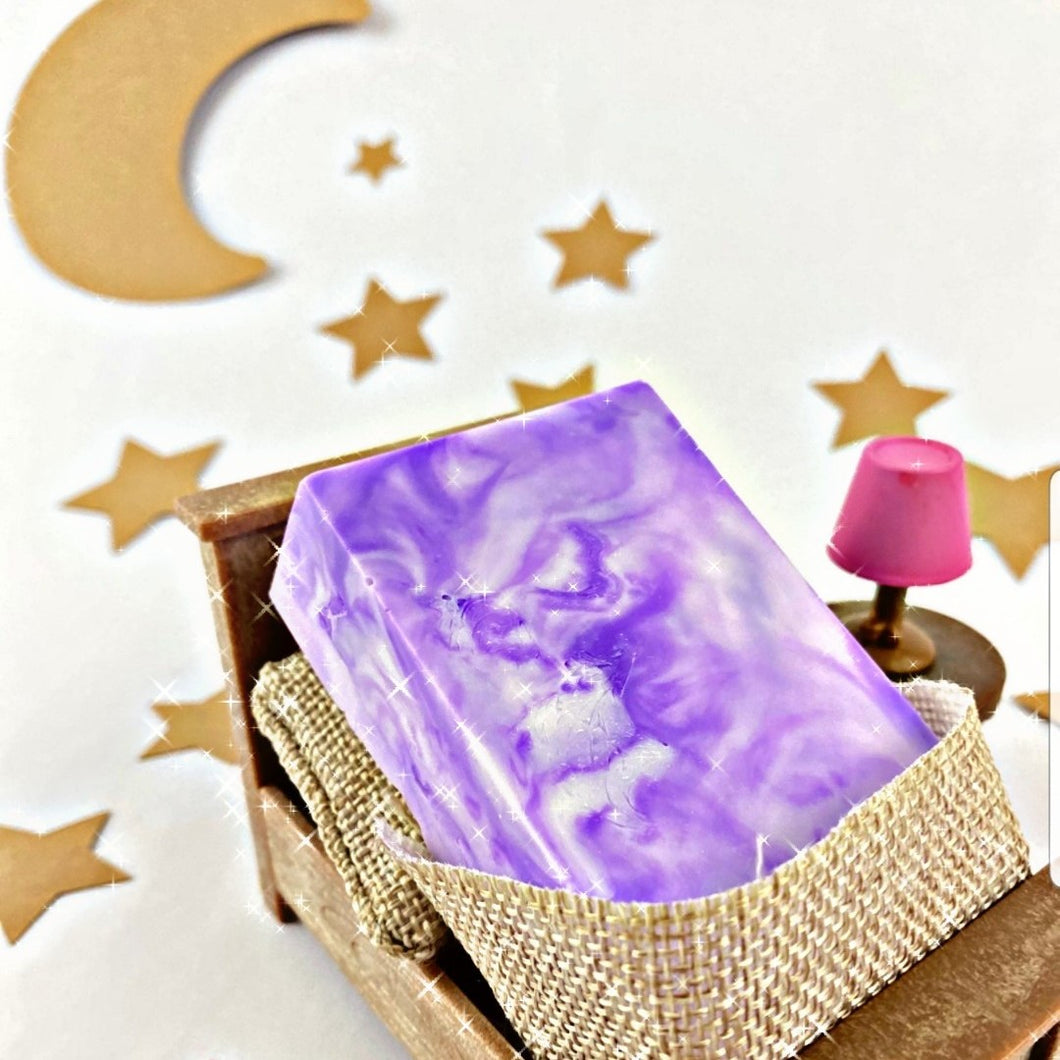 Bedtime Bath Soap Bar