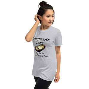 Caribbean Cove - Short-Sleeve Unisex T-Shirt
