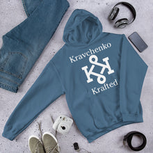 Load image into Gallery viewer, Kravchenko Krafted - Unisex Hoodie
