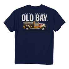 Load image into Gallery viewer, OLD BAY® Vintage Truck Adult T-Shirt