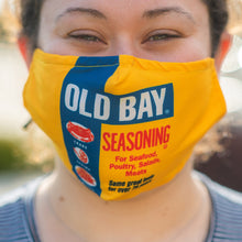 Load image into Gallery viewer, OLD BAY® Face Masks (4-Pack)