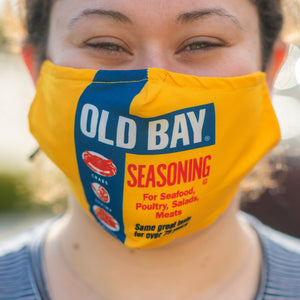 OLD BAY® Face Masks (4-Pack)
