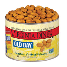 Load image into Gallery viewer, OLD BAY® Seasoned Peanuts, 18 OZ