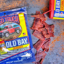 Load image into Gallery viewer, OLD BAY® Beef Jerky (4-pack)