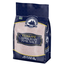 Load image into Gallery viewer, Drogheria & Alimentari Extra Fine Ground Himalayan Pink Salt, 43.74 oz