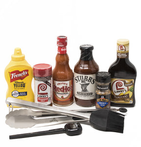Grilling Essentials 9-Piece Set