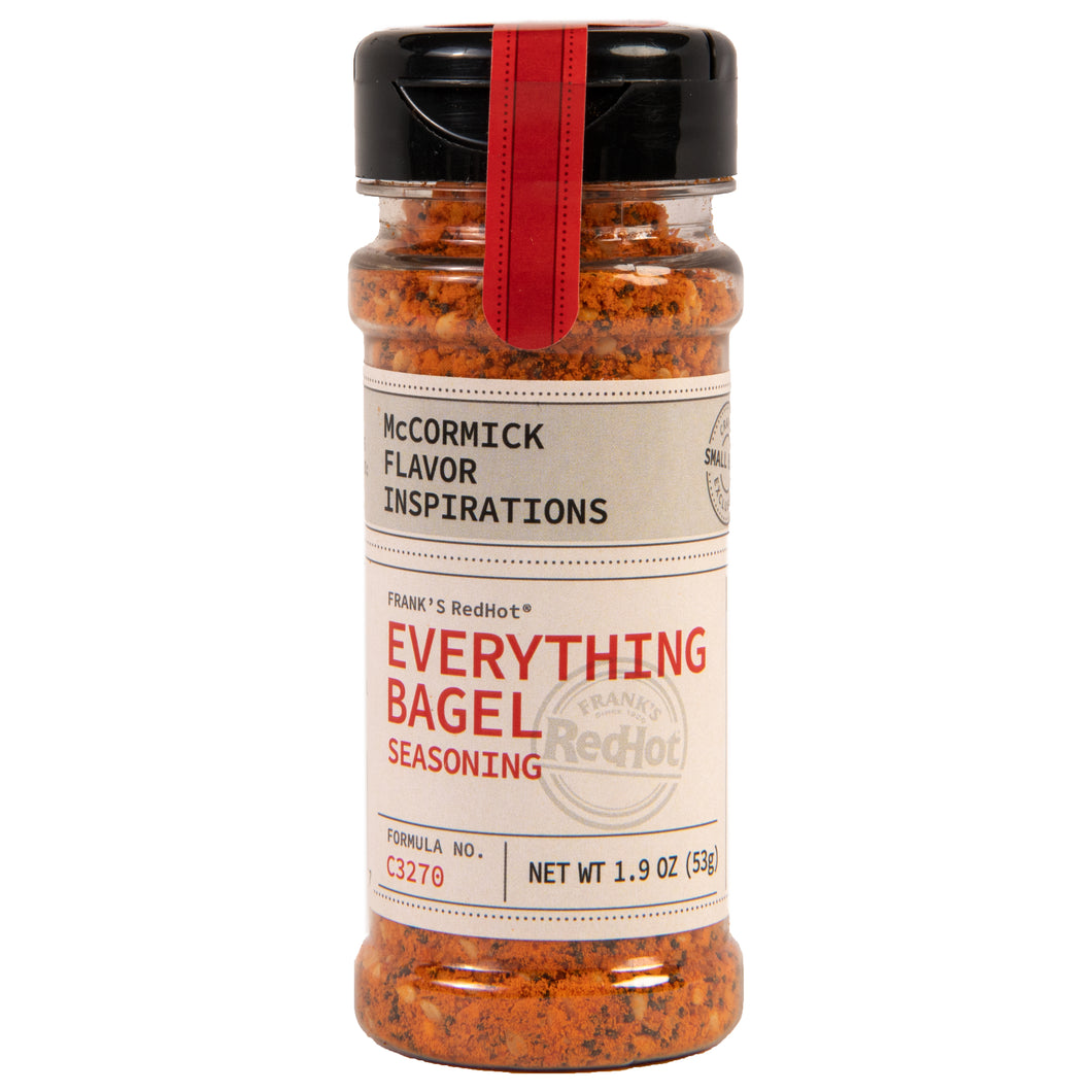 Frank's RedHot® Everything Bagel Seasoning