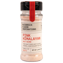 Load image into Gallery viewer, McCormick Flavor Inspirations Pink Himalayan Salt Blend, 25% Less Sodium