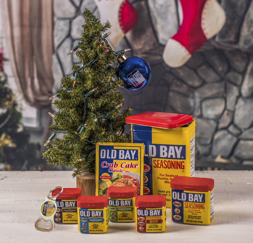 OLD BAY® 9-Piece Holiday Gift Set