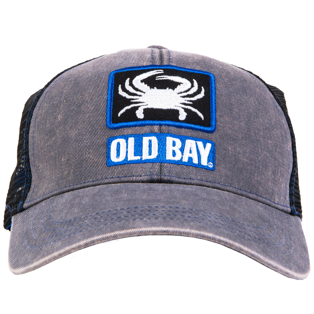 OLD BAY® Crab Blue Box Hat