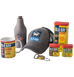 Old Bay's Ultimate Fan Gift Set
