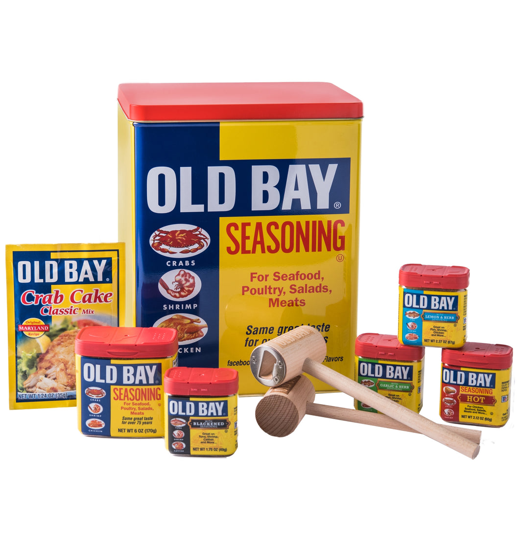 Old Bay Flavor Enthusiast Collectors Set