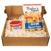 Load image into Gallery viewer, OLD BAY® Sweet & Salty Gift Set