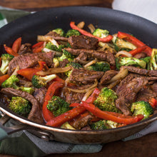 Load image into Gallery viewer, ONE Skillet - Beef Stir Fry, Southwest Chicken, Tuscan Chicken