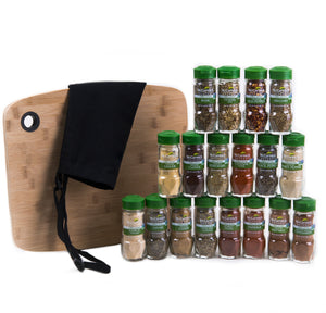 McCormick Gourmet™ Organic 18-Herb & Spice Enthusiast Set