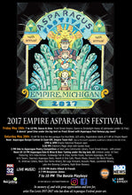 Load image into Gallery viewer, 14th Annual Asparagus Festival Poster 2017