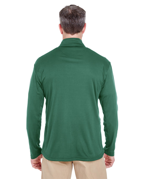 Manager's Long Sleeved Moisture -wicking sport 1/4 zip