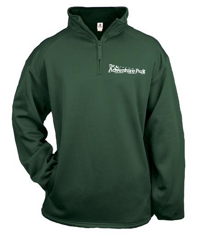 Manager Uniform Sweatshirt-Green