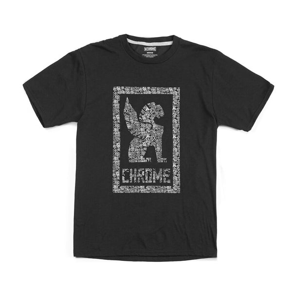CHROME X SQUID BIKES TEE
