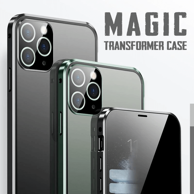 Magic Transformer Case(50%OFF)