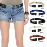 (50%-OFF NOW!!!)Buckle-free Invisible Elastic Waist Belts