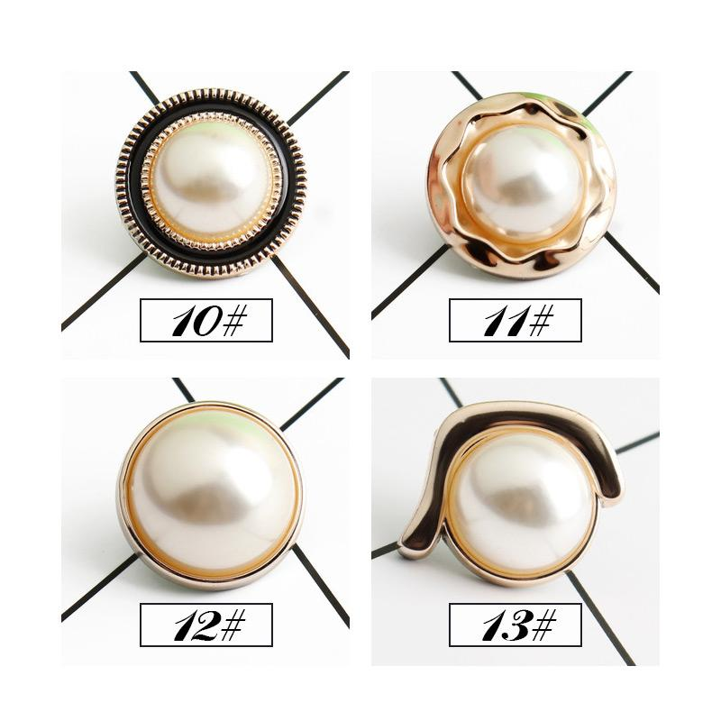 No-sewing Coat Buttons (3PCS)