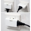 Rotatable Socket Converter 3Pcs