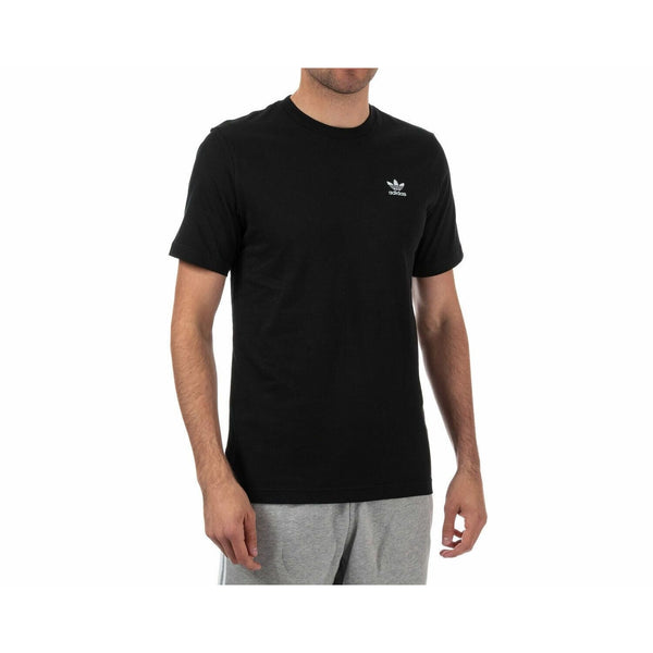 Adidas Black Originals Small Logo Crew Neck T-Shirt