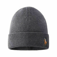 Beanie Hat Unisex Adults Pull On Soft Touch Knitted Hat Ski Winter Warm Cap