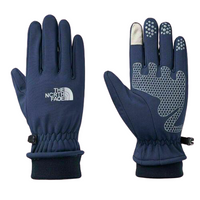 The North Face Navy Logo Gloves