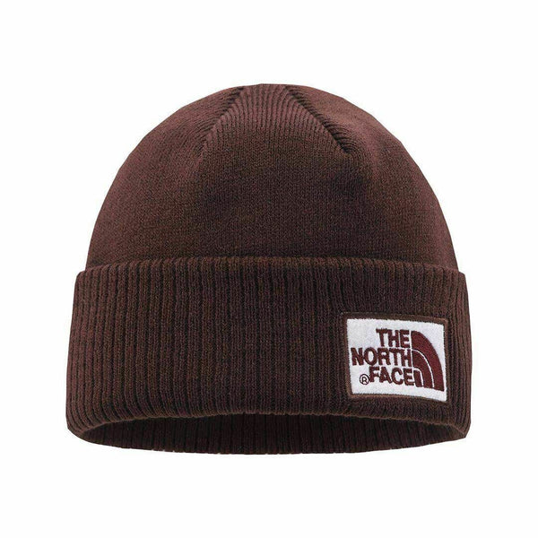 Short Style The North Face Men Women Knit Stretch Beanie Hat Warm Cap Ski Pop UK