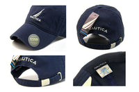 New Nautica Hat Cap Women Men Baseball Golf Ball Sport Outdoor Casual Sun Cap