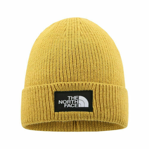 Unisex The North Face Beanie Hat Outdoor Warm Women's Men's Stretch Knitted Hat