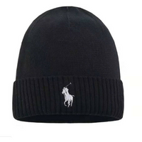 Mens Hat Polo Ralph Lauren Beanie Cap Hat Free Post One Size Brand New ON SALE