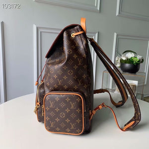 Louis Vuitton bagpack Palm Springs PM