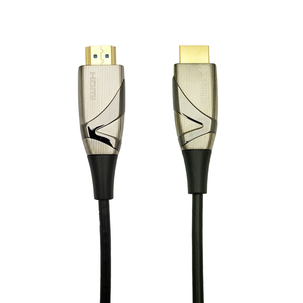 Omicron®  |  Premium Audio Video  |  HDMI-Compatible 2.0  Active Optical Cable (AOC),  Easy-Install,    75ft - Conversions Technology