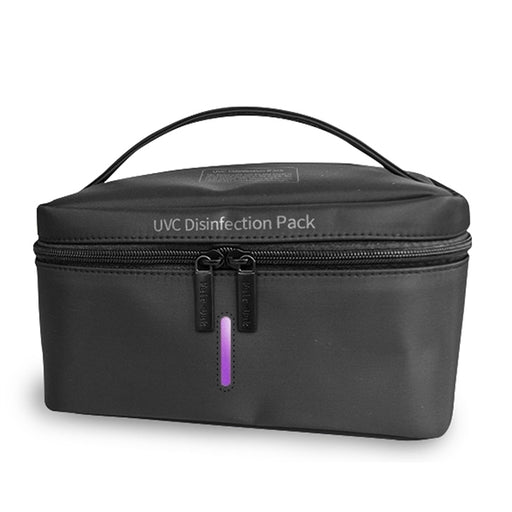 PPE | SANITIZER | LED UVC Sanitizer Bag & Cleaner, USB Powered, Sterilizer, Black - Conversions Technology