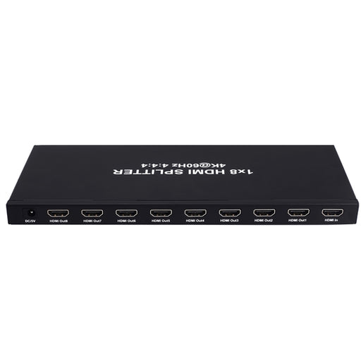 Epsilon® | Audio Video Splitter | 1x8 HDMI Splitter | Support 4k, UHD - Conversions Technology