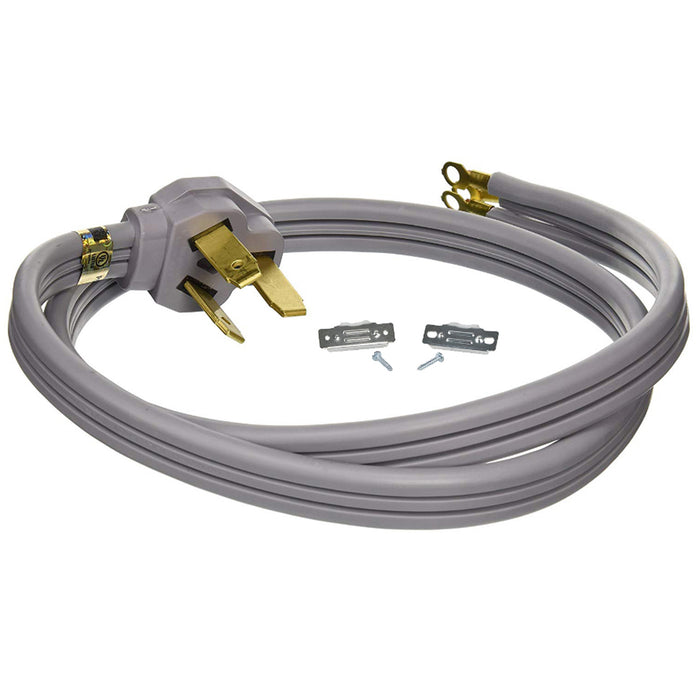 Power Cable | 50 Amp 4 ft. 6/2+8/2AWG Range power cord - Conversions Technology