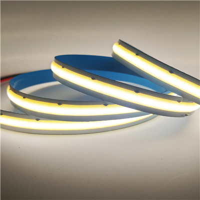 "Fuse® LED  |  Ribbon Light,  Dotless 500 LEDs/m,  12mm,  Natural White  25"" - Conversions Technology"