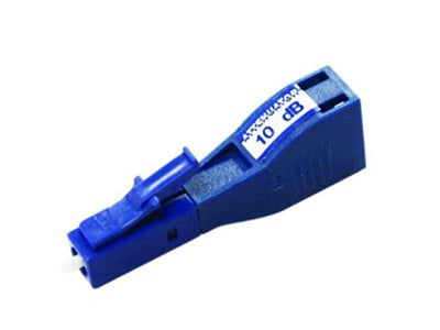 Zeta®  |  Fiber Optic Attenuator  |  LC  Singlemode, Fixed   5dB - Conversions Technology